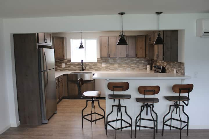 """2nd Street """"Kalispell's newly remodeled"""" Condo #2"""
