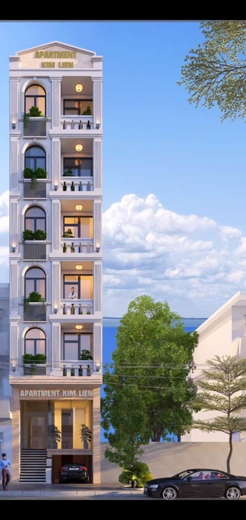 Nice apartment near Vinpearl resort and Spa.