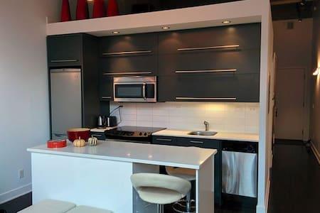 Luxury Condo/Metro Lionel Groulx/Atwater Market - Montreal - Loft