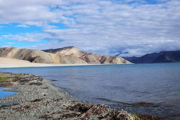 Mountain Homestays - Astrostay at Pangong Lake