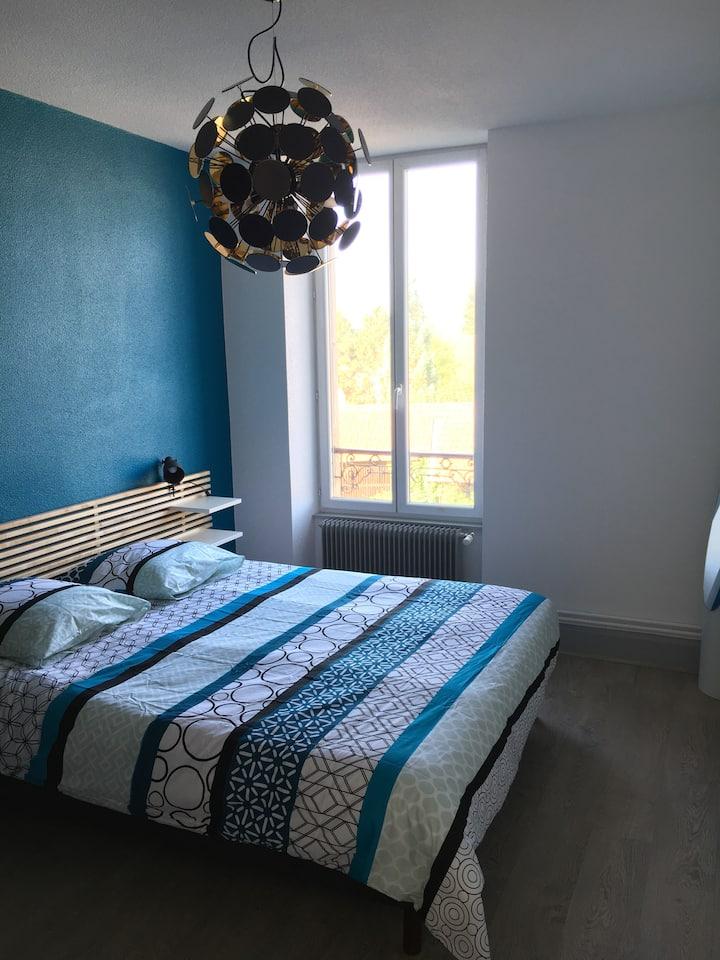appartement 2 chambres proche centre-ville