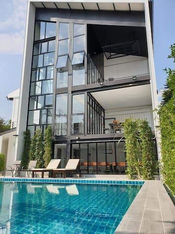 20Nimman Chiang Mai Luxury/SpaThai massage/Wifi