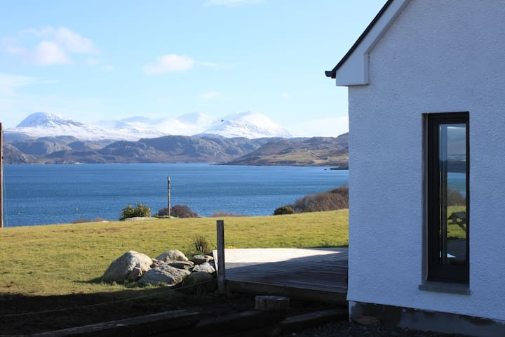 Macmharais Beag with spectacular coastal views