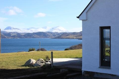 Macmharais Beag ,欣赏壮丽海岸景观