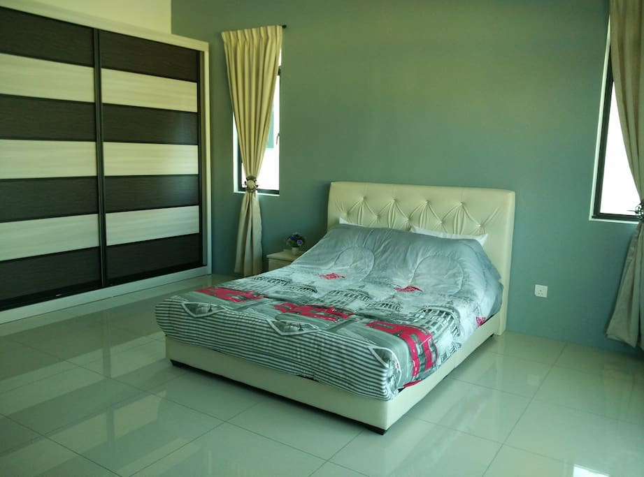 Master room with Double bed