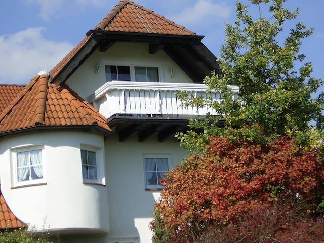 Schöne Dachgeschosswohnung mit W-Lan und ...