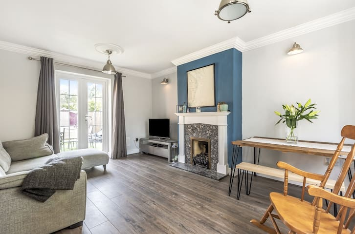 Charming home on edge of Norwich city centre