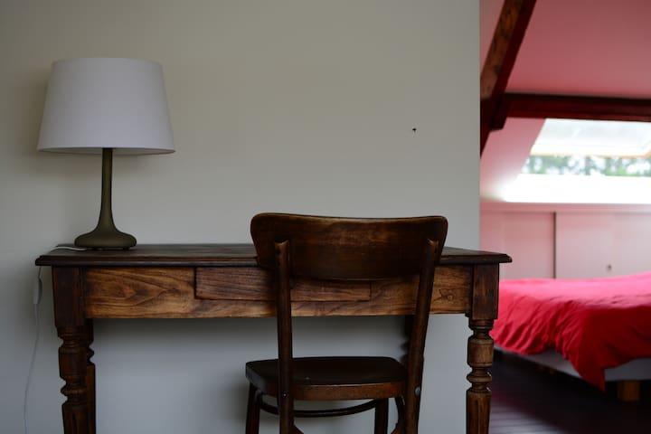 Private, cosy room close to BRU airport - Kortenberg - Talo