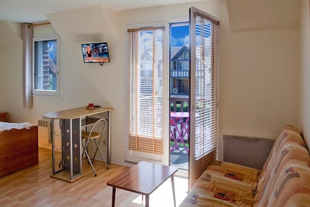 Studio flat 100 yards to Beach - Ouistreham - Apartment