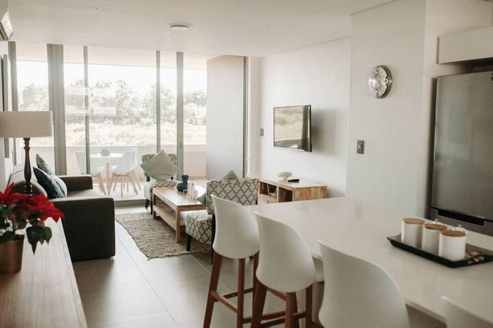 Pebble Beach Holiday Getaway Apartment