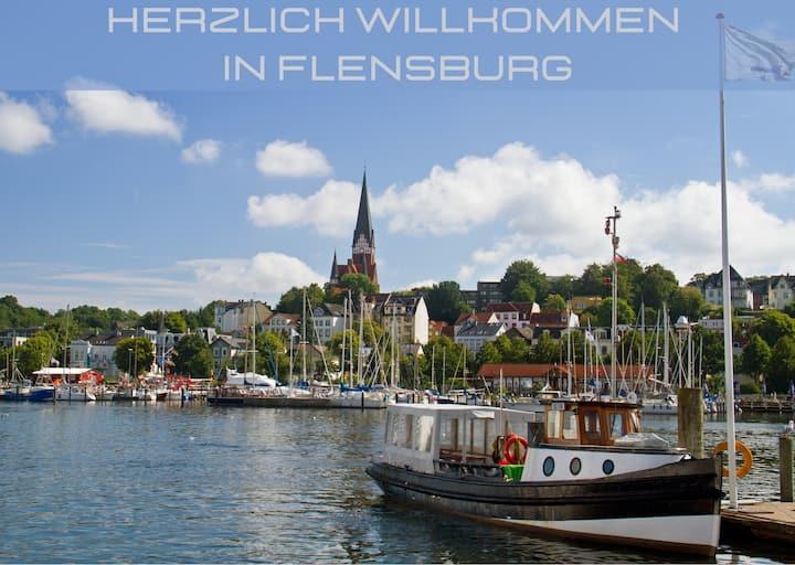 Erholsame Oase in Flensburg Tarup