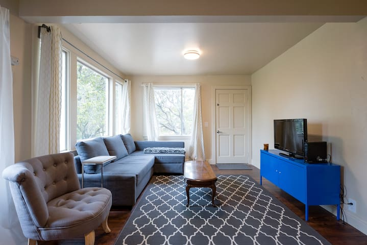 Charming Private One-Bedroom Home - Oakland - Apartment
