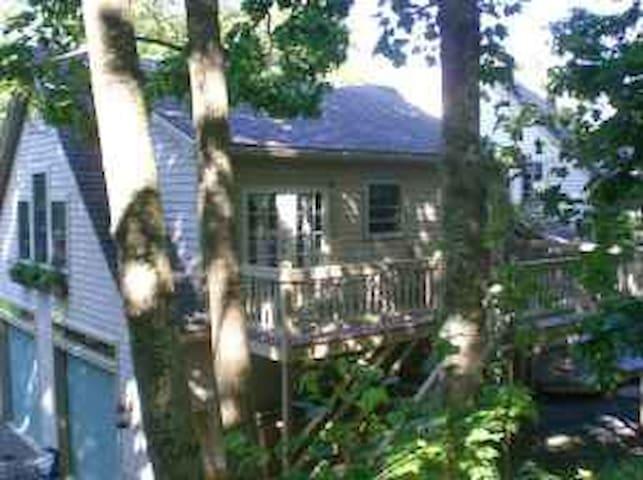 Treetop Hideaway - Rockport - Apartmen