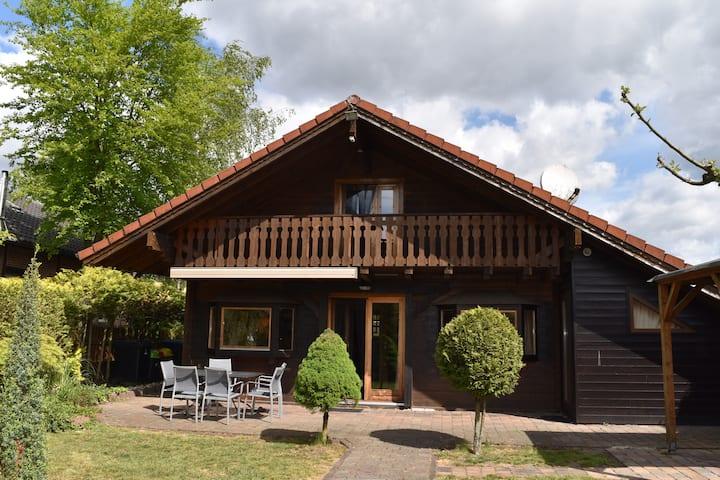 Unser Landhaus am Haddorfer See