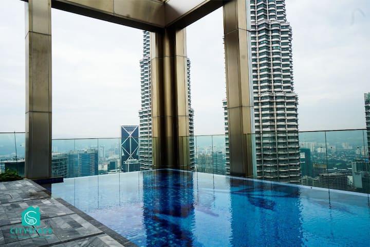 Luxury KLCC Suite 五星豪华双子塔套房 #3505