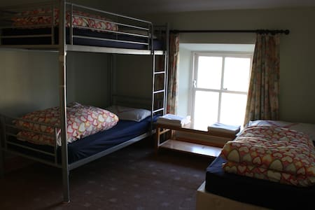 Backpacker's Townhouse Dorm* - Ennistymon - Radhus