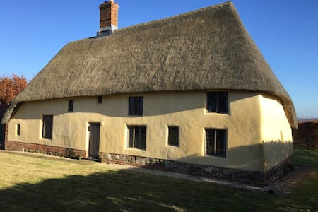 "Medieval ""Hall House"" 15th Century - Lincolnshire"