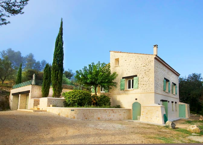 Villa avec piscine à 10 mins d'Aix en Provence