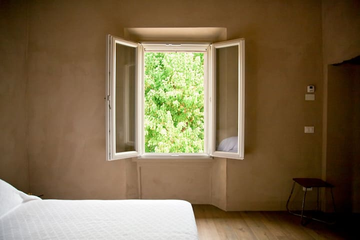 Baccagnano b&b - The Porthole room - Brisighella
