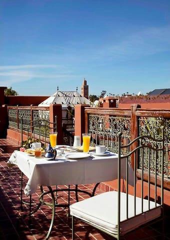 Chambre privè dans un appartement - Marrakech - Daire