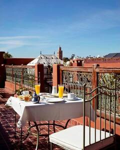 Chambre privè dans un appartement - Marrakech - Leilighet