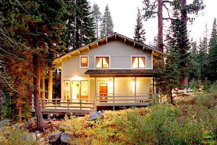 Creek Side Cabin