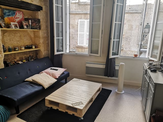 Appartement en centre ville !