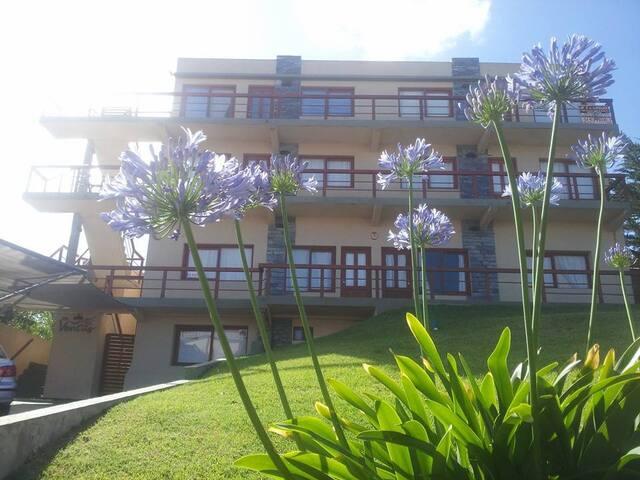 Villa Gesell Ventus 3 a metros del mar!!