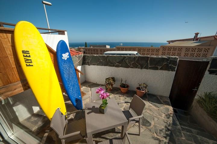 Apartment in Playa del Hombre,Telde