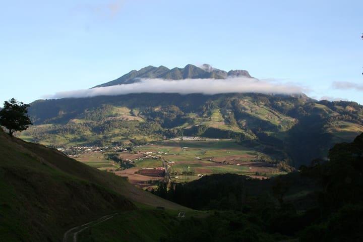 Hacienda Las Nubes - Forest View - Chiriqui - Haus