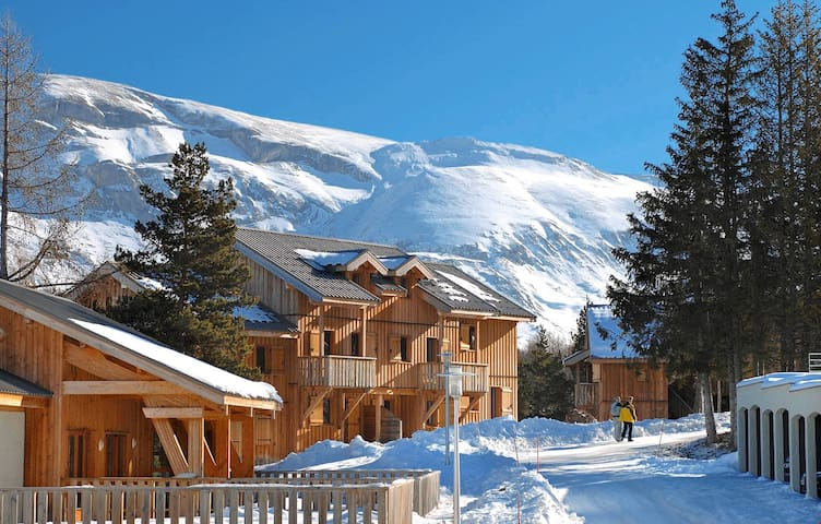 Appartement au Pied des Pistes! | Local à Skis GRATUIT