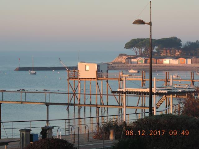 LA ROCHELLE SUD - Vue mer