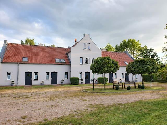 Das  Koppelhus am Schaalsee