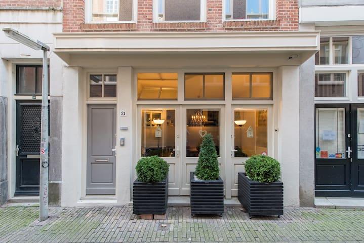 Boogaard's B&B (Center of old city) - อัมสเตอร์ดัม - ที่พักพร้อมอาหารเช้า