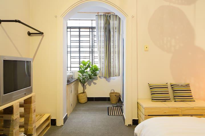 Cozy Room #4 @Tan Son Nhat Airport