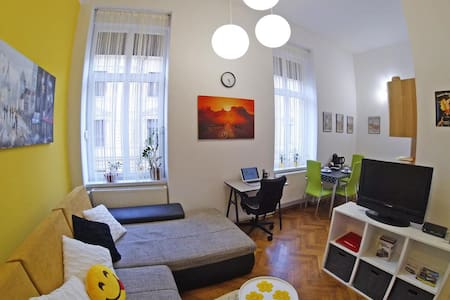 Studio apartment in center of Celje