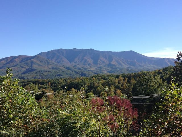 Privacy,Views,WI-FI,Hot Tub,Heart Jac.,Mtn Comfort - Gatlinburg - Cabane