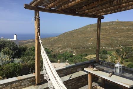 Kostis house in Karya, Tinos - Karia