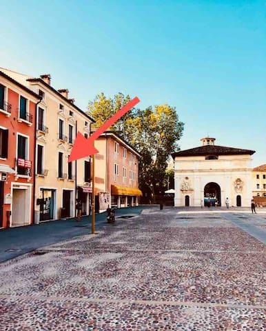 Home at Portello/Fiera/Hospitals/Unipd    + 2BIKES