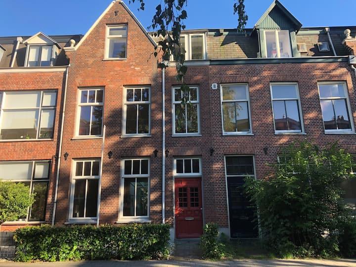 Appartement met keuken  in hartje Amersfoort.