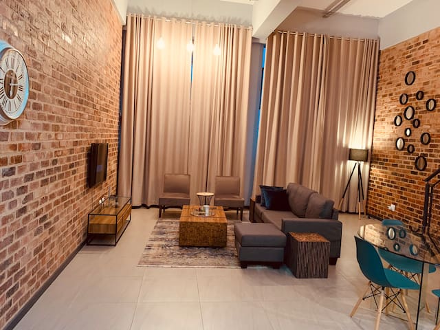 Exchange Loft Apartment Braamfontein, Johannesburg