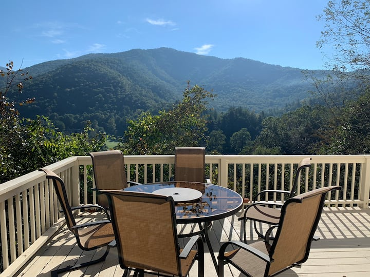 Eagles Trace Mountain House with a View