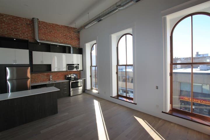 New Downtown Executive Loft! One of a kind! - Peterborough - Loft