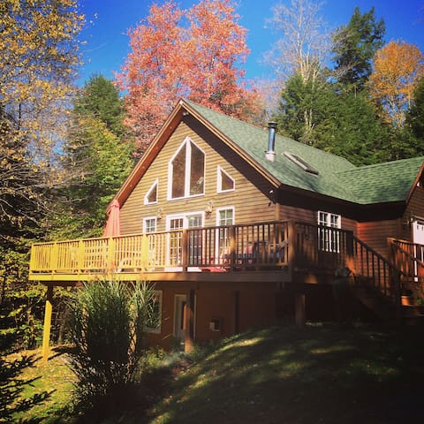 Secluded Catskills Cabin in Margaretville, NY