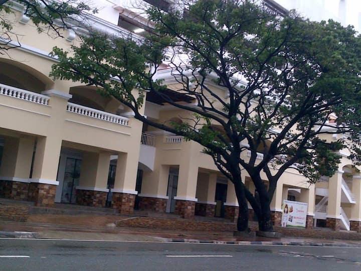 Fully furnished 1Bedroom Unit @Marikina City