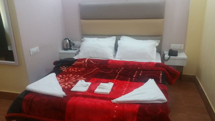 Deluxe Rooms - East Sikkim - Heritage hotel (India)