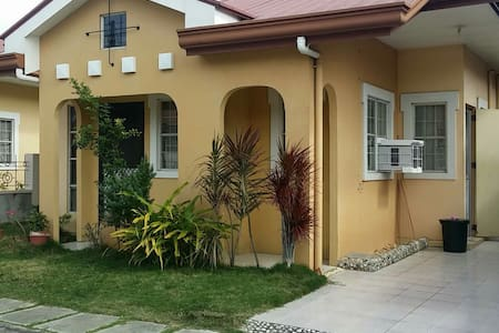 3 Bedroom home in a secured complex - Cebu City - Haus