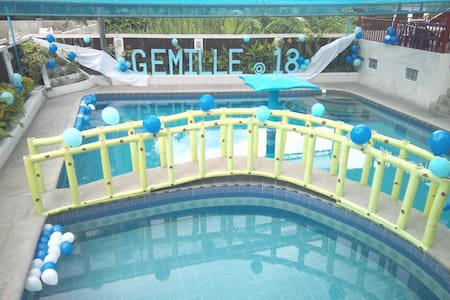 Annelie Resorts 22 hrs One Room  Good for 12 pax - Los Baños - Villa