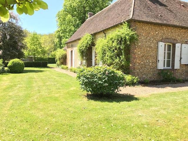 Maison de charme au calme près de Chartres