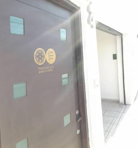 SBR Ags/MX Habitación privada muy ceca de la UAA. - Aguascalientes - Lägenhet
